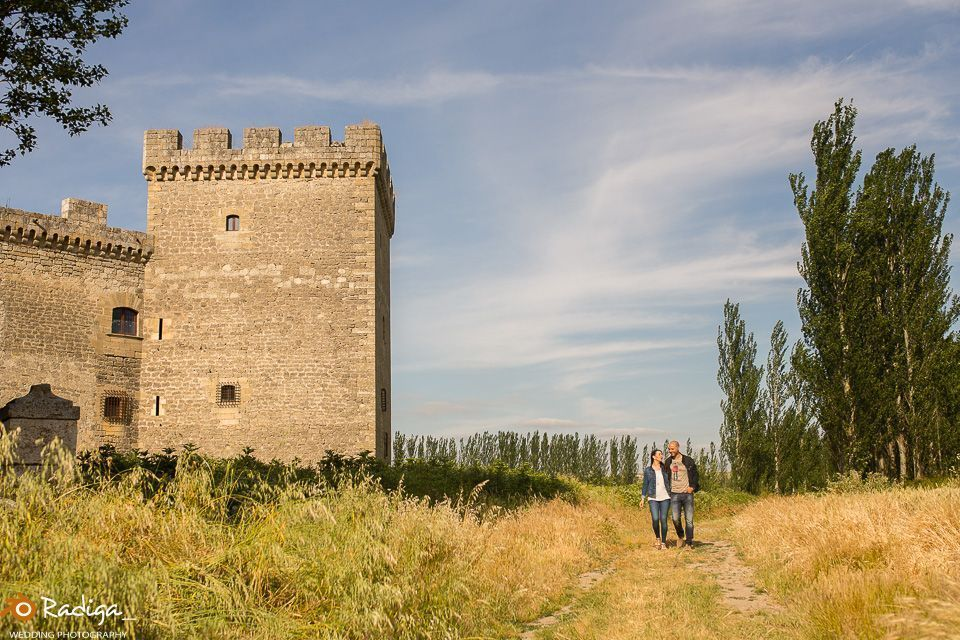 Pre boda en Burgos