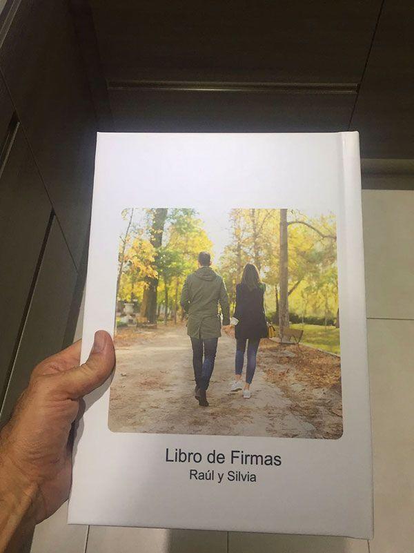 LIBRO DE FIRMAS - RADIGA