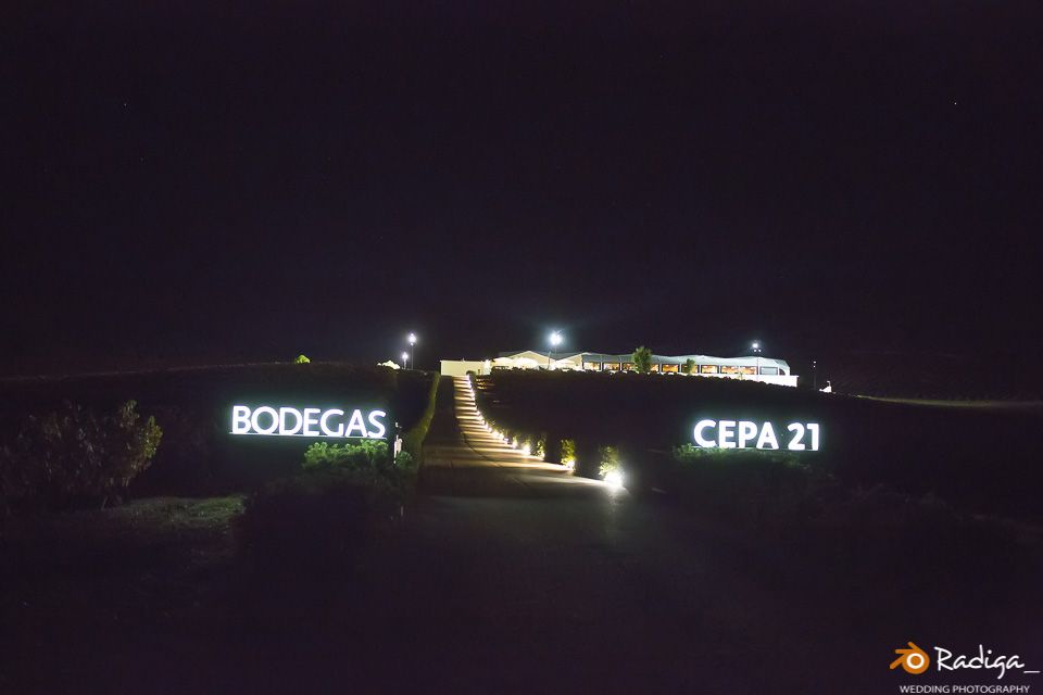 Fotógrafos de Boda en Cepa 21