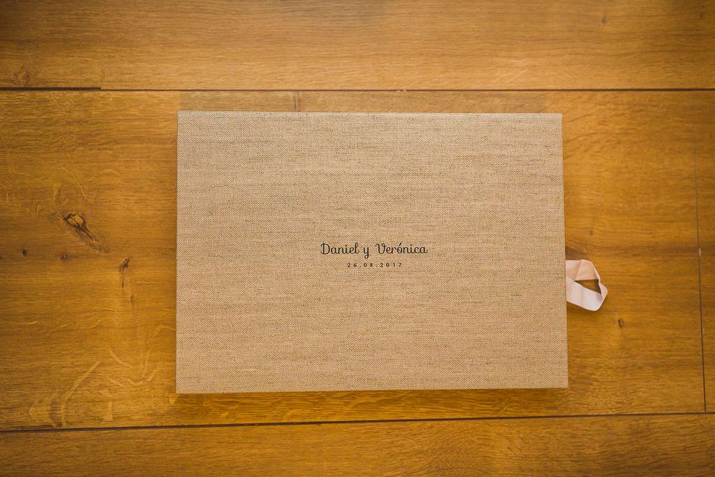 Álbum para prebodas y postbodas