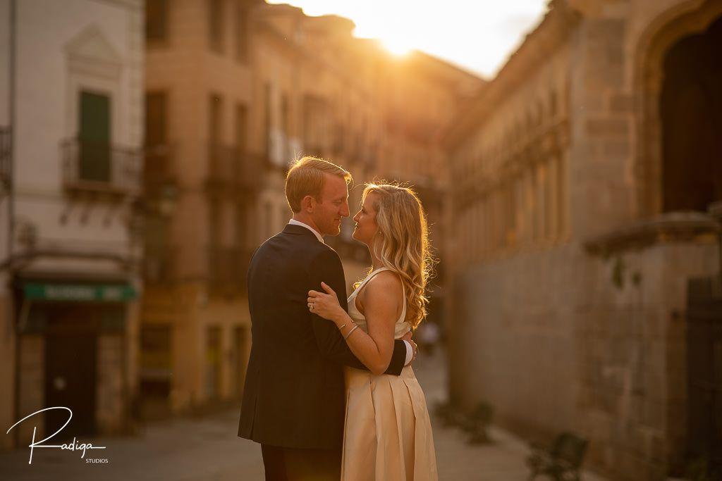 Preboda en Segovia