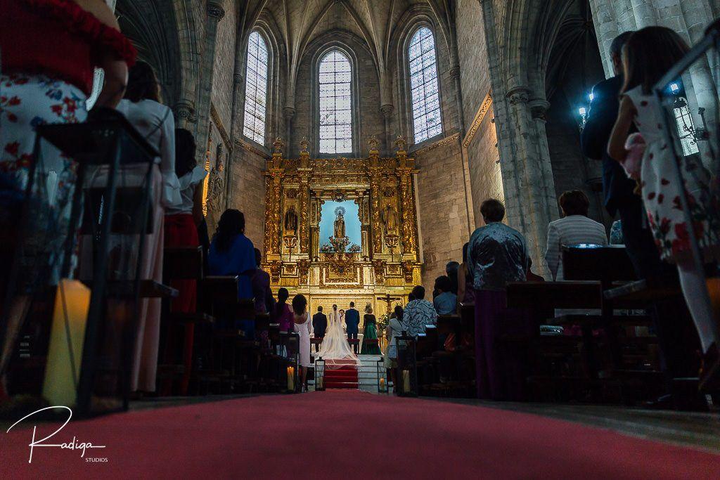 Fotógrafos de boda en Valladolid