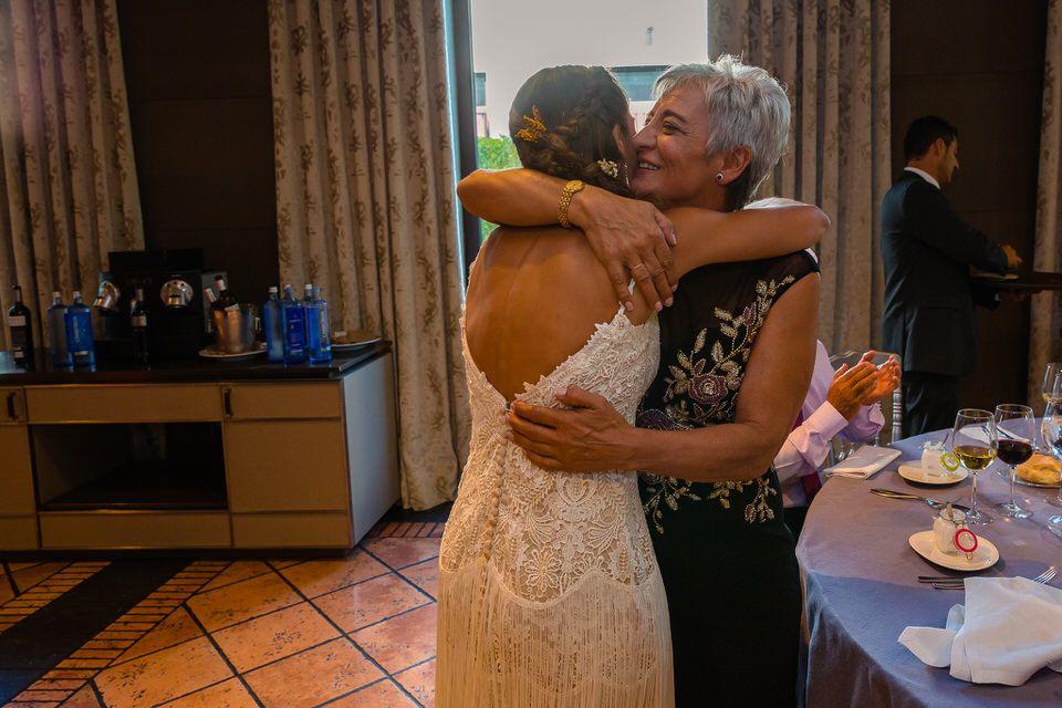boda en Hotel AC Palacio de Santa Ana