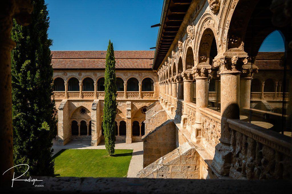 Boda civil en Monasterio Valbuena de Duero