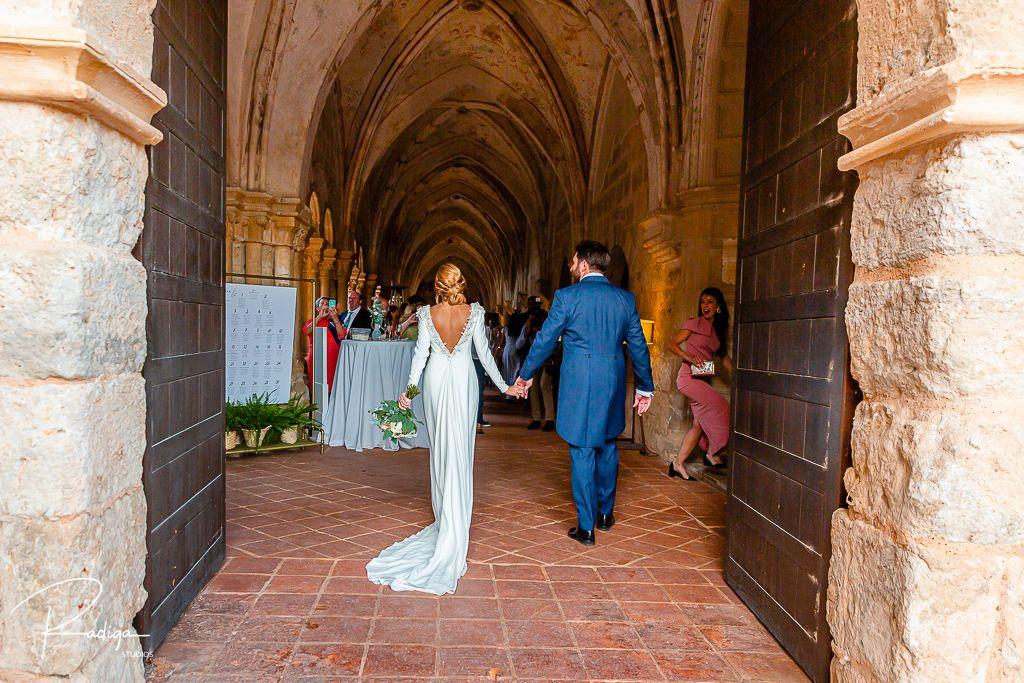 Boda Monasterio Valbuena