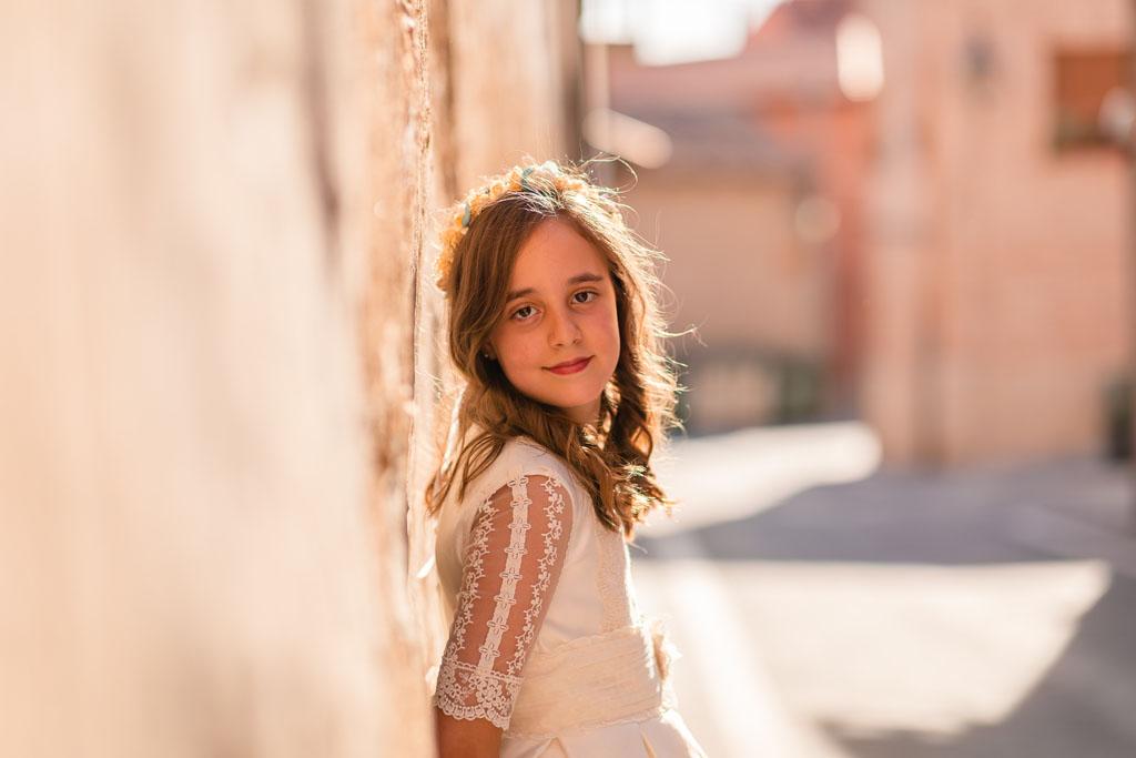 Fotógrafo comunión en Valladolid