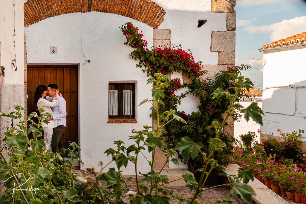 preboda en Cáceres